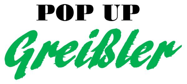 POP UP Greißler - Logo